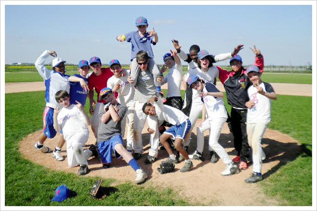 ヨーロッパの野球事情と、オラン...